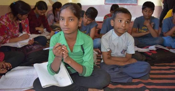 Hilfsprojekt Indien